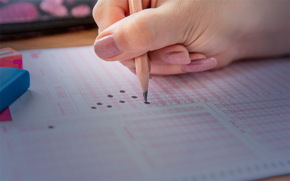 National High School Exam results are disclosed