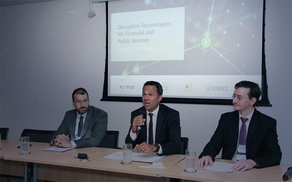 Seminário organizado pelo BNDES discute papel do Blockchain no desenvolvimento econômico