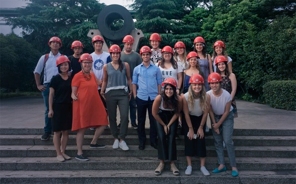 Immersion Week promotes practical activities for undergraduate students