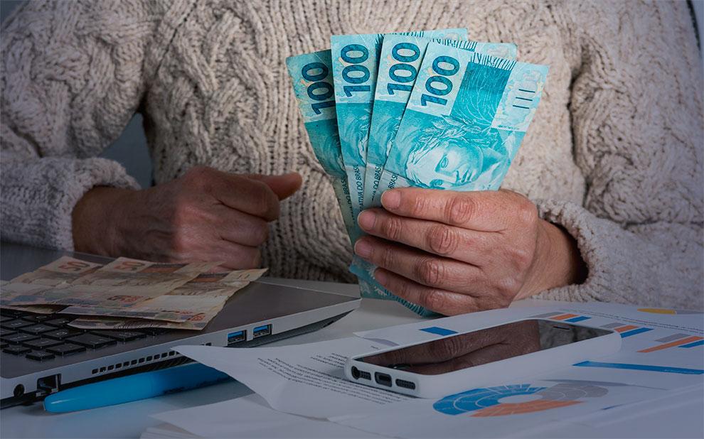 Inflação para a terceira idade avança no quarto trimestre de 2019