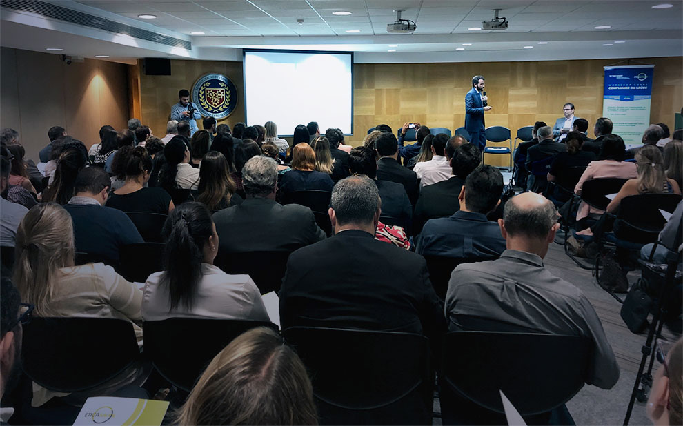 Center for Ethics, Transparency, Integrity and Compliance Studies is launched in Sao Paulo