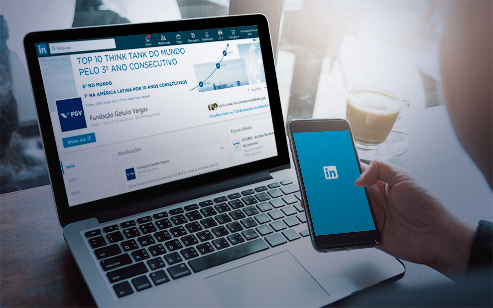 Retrospective 2019: FGV has the largest LinkedIn following among educational institutions