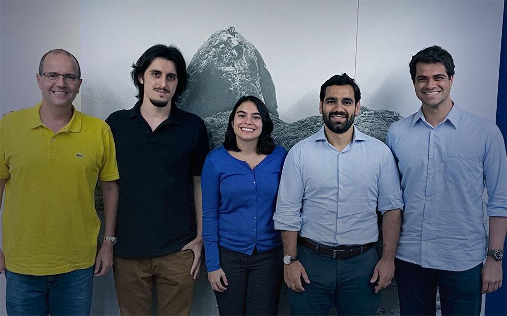 FGVnest leva equipe brasileira aos EUA para participarem do Venture Capital Investment Competition