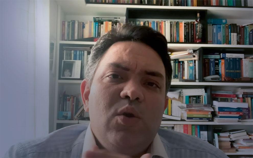 Professor Jorge Boucinhas discute o papel do Direito do Trabalho na crise do coronavírus