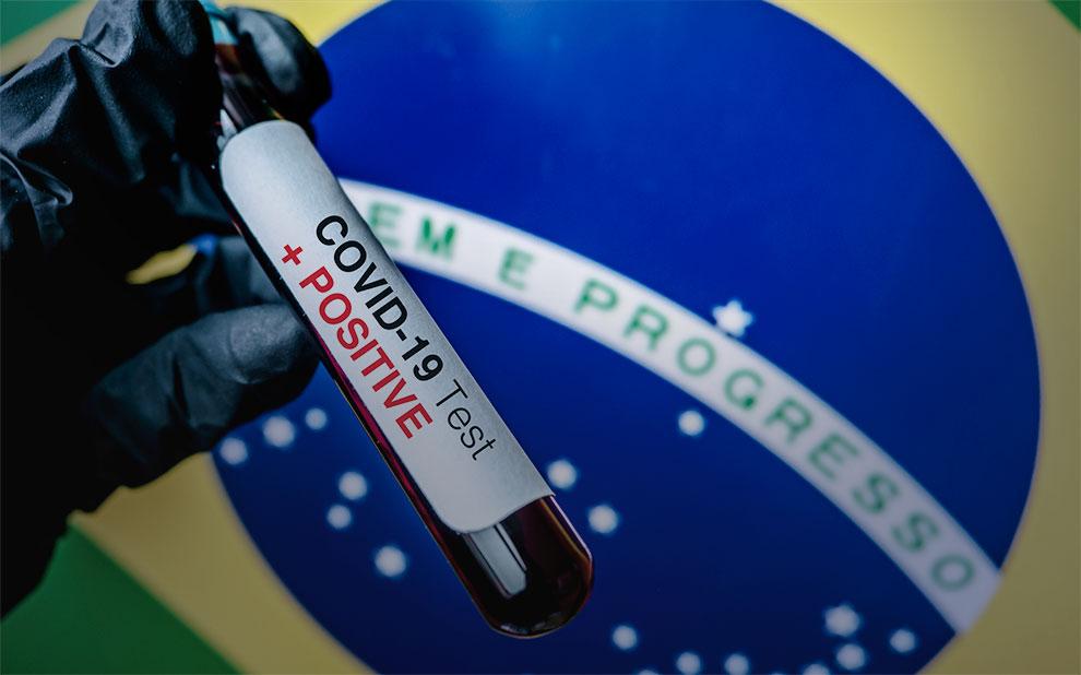 FGV EMAp e FioCruz divulgam estimativa de risco de espalhamento da COVID-19 no Brasil
