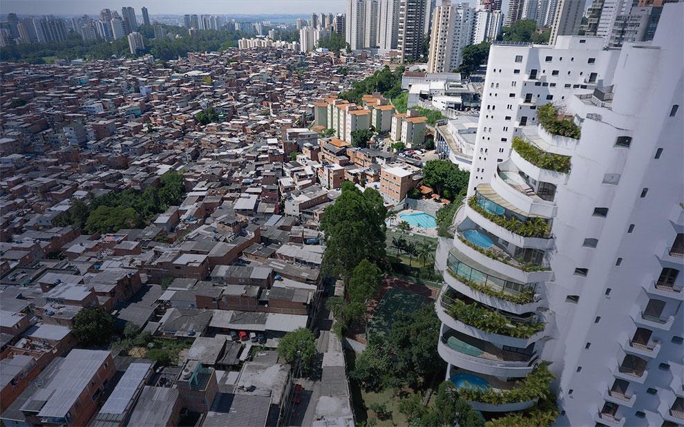 Desigualdade de renda no Brasil bate recorde, aponta levantamento do FGV IBRE