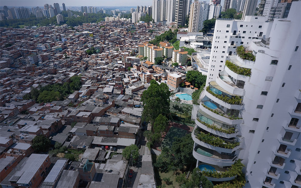 Income inequality in Brazil reaches record high, FGV IBRE survey shows