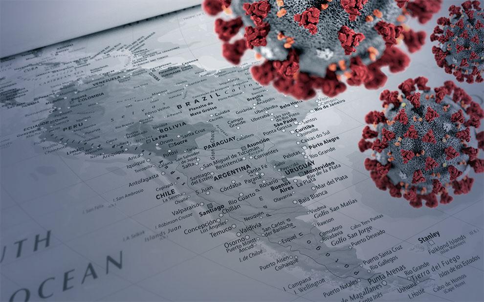 Especialista aborda efeitos do coronavírus nas economias da América Latina