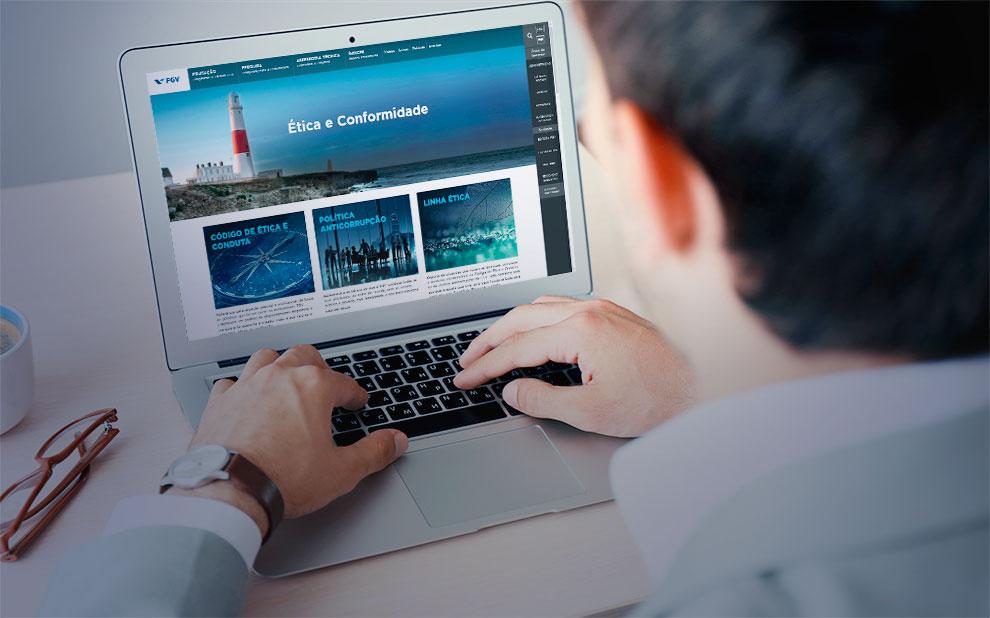 Linha Ética: Canal reafirma compromisso da FGV com a ética e transparência