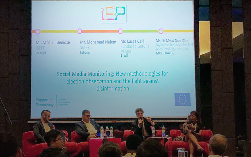 Seminar in Malaysia discusses innovation and democratic participation
