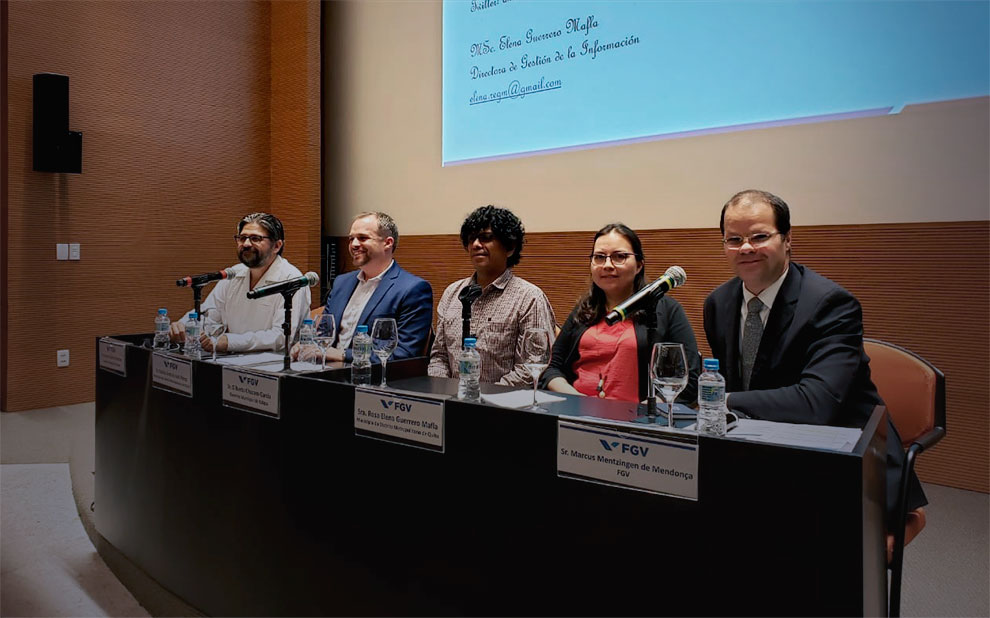 FGV e BID realizam I Encontro Regional do Projeto Big Data para o Desenvolvimento Urbano Sustentável