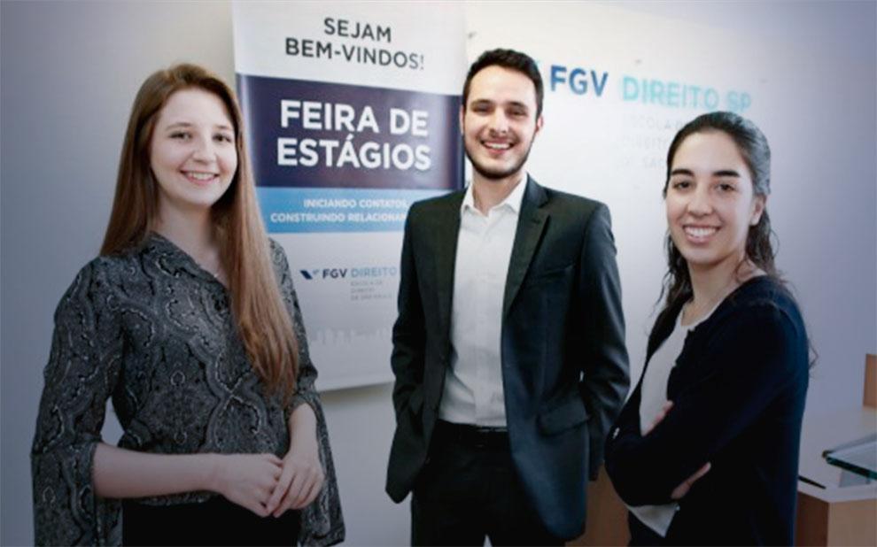 Feira de Estágios reúne 27 empregadores em São Paulo