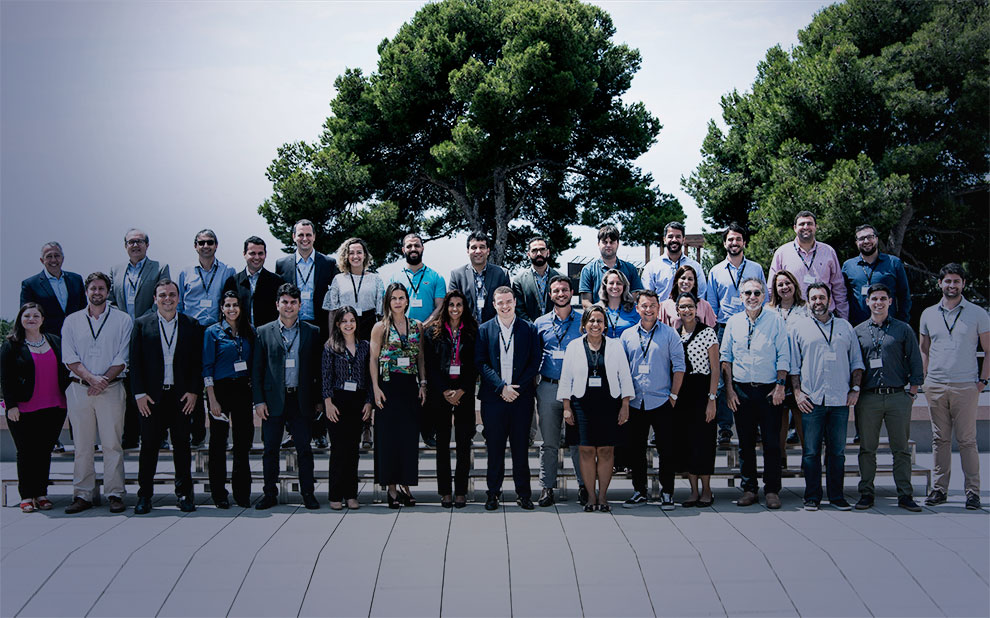 Master's candidates in Administration attend international module in Spain