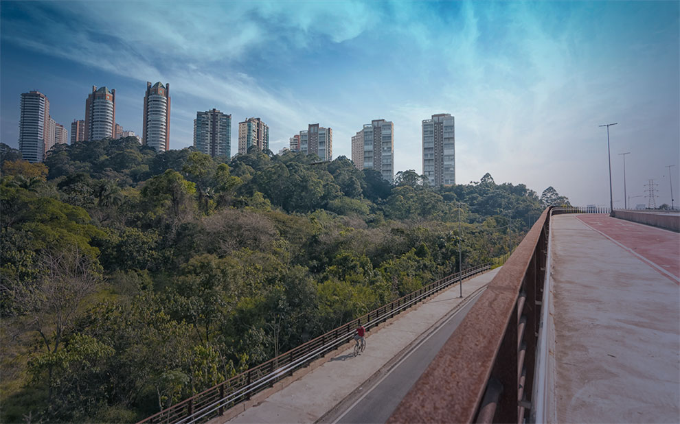 Projeto visa estudar a gestão de parques urbanos no Brasil