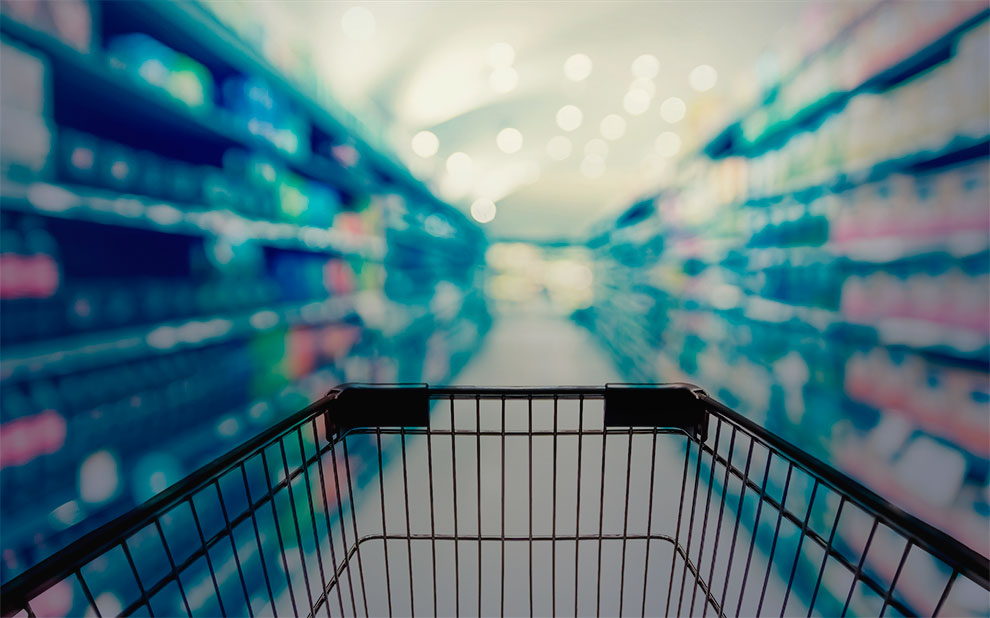 Confiança do Consumidor aumenta, mas ímpeto para consumir continua em queda