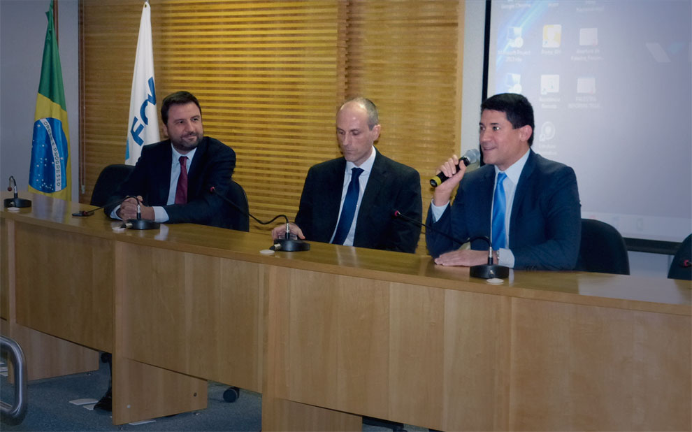 Professional Master's in Public Administration holds opening lecture in Brasilia