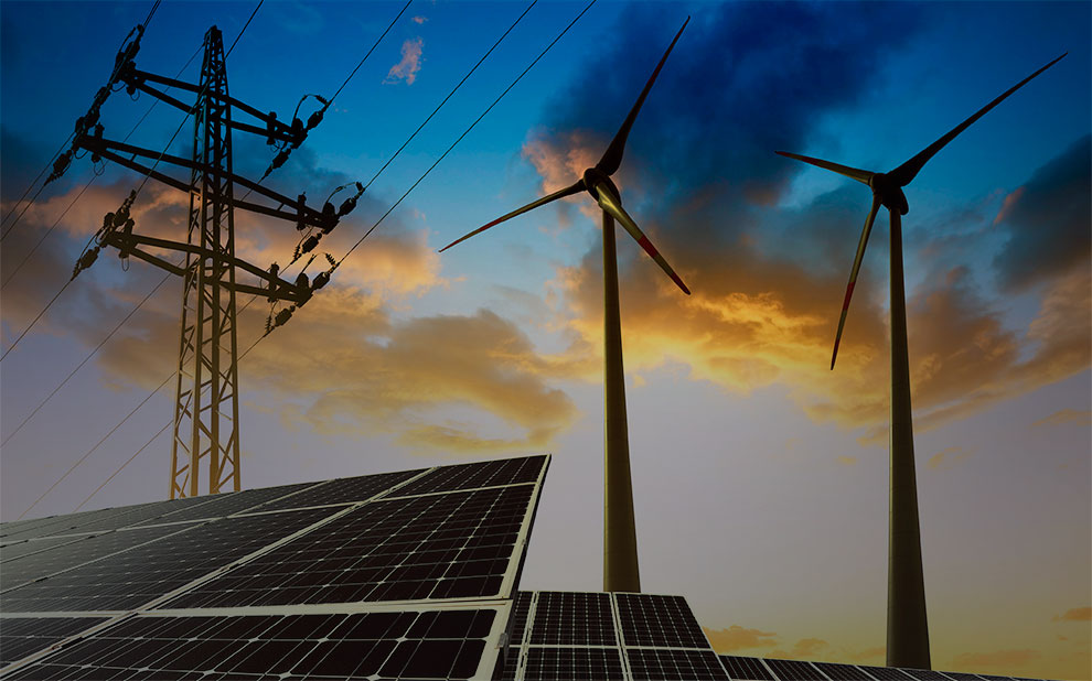 Experts discuss Blockchain's contribution to the efficiency of renewable energy sources