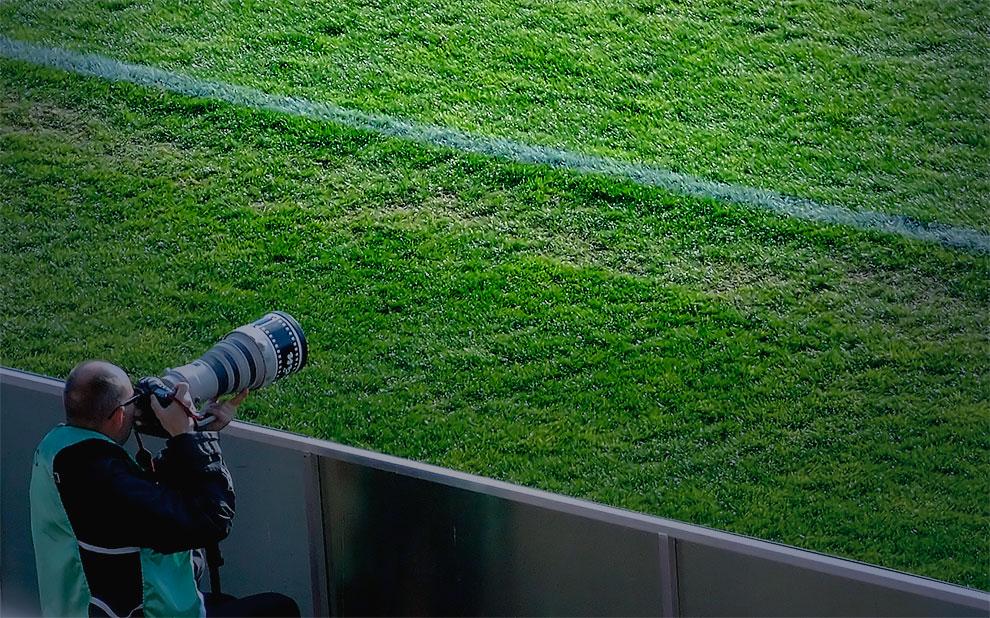 Encontro discute futebol e fotojornalismo no Brasil