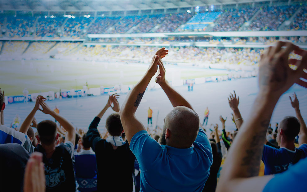 Debate explores new fan cultures inside and outside modern soccer stadiums