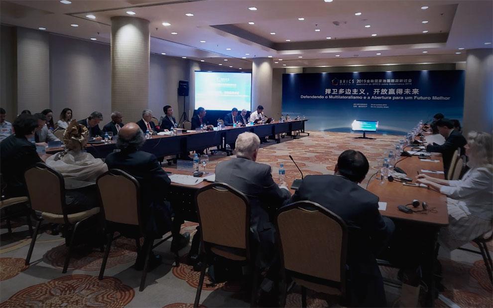 Seminário debate governança inovadora para crescimento dos países do BRICS