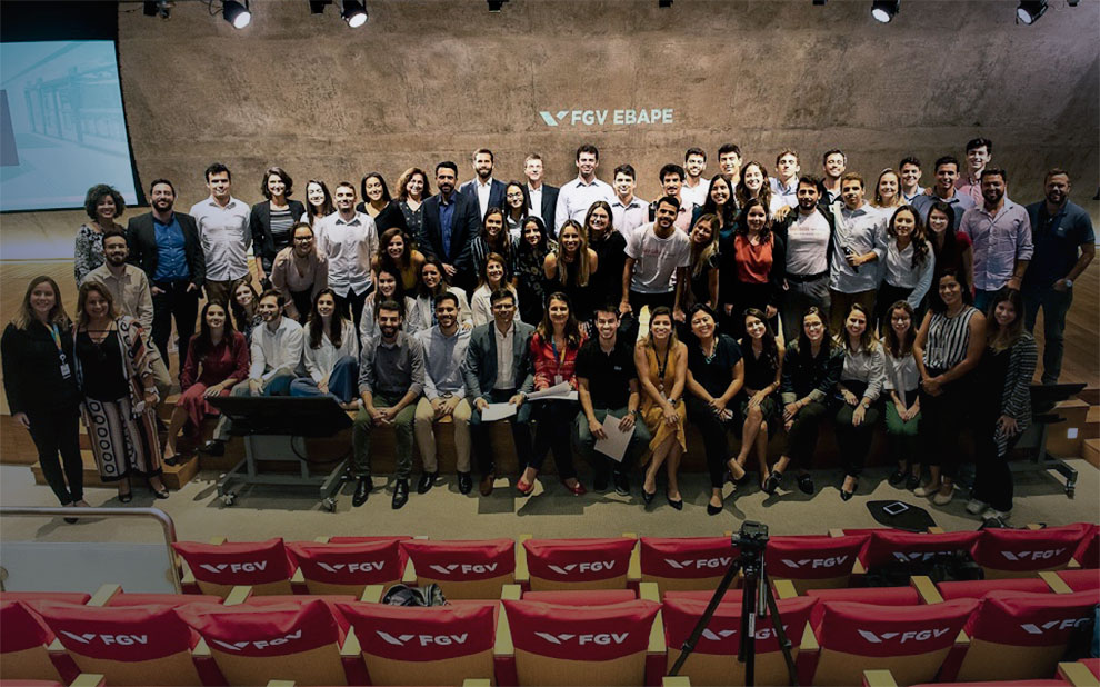 Closing event presents results of pioneering organizational immersion initiative