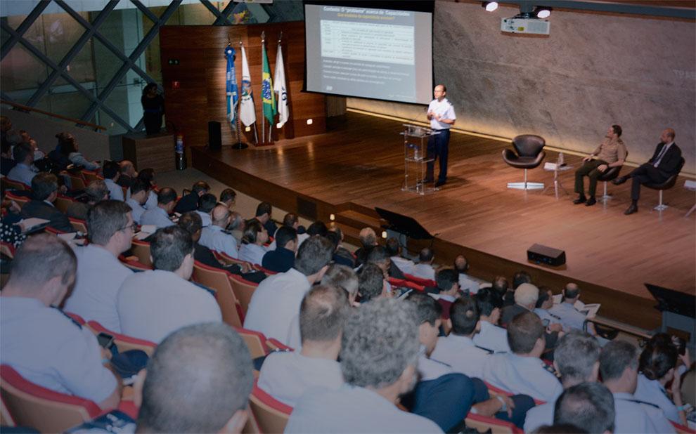FGV e UNIFA promovem seminário sobre Planejamento Baseado em Capacidades