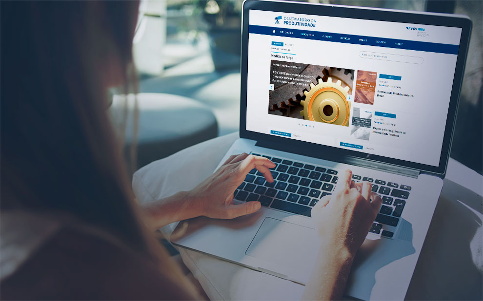FGV IBRE lança Observatório da Produtividade