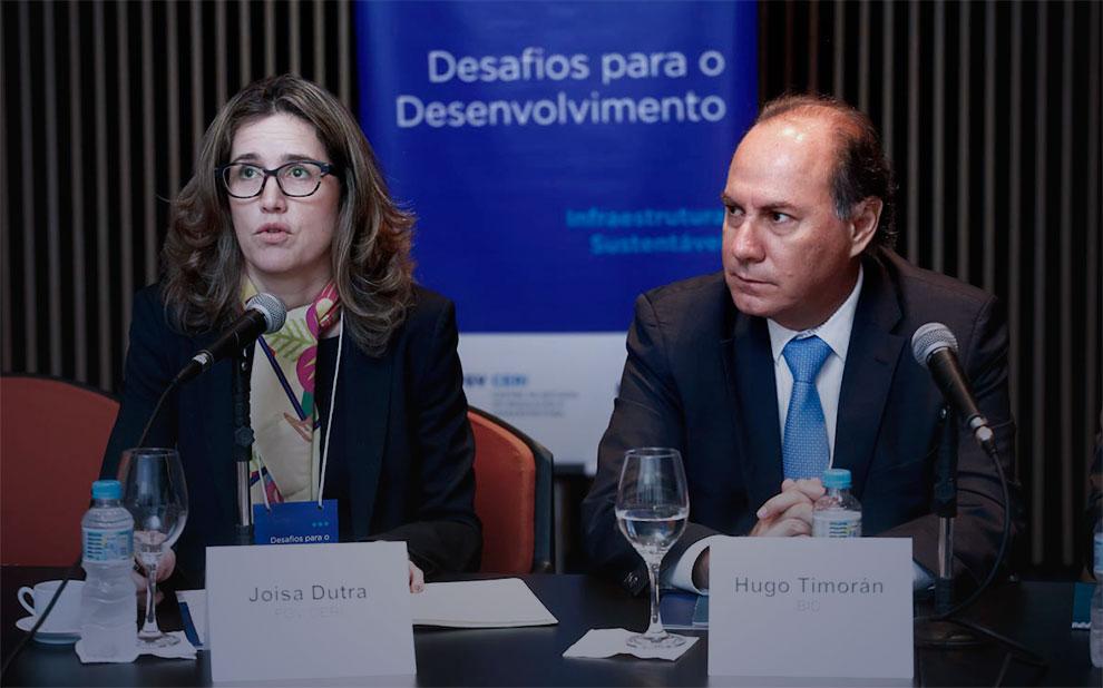 Workshop reúne lideranças do setor de saneamento e representantes do BID no Brasil