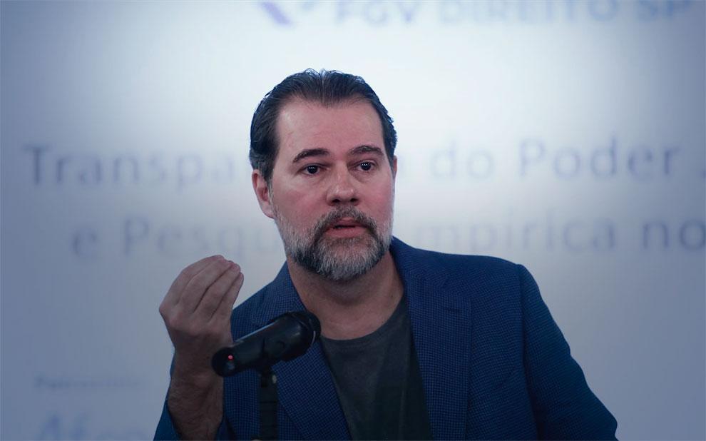 Ministro Toffoli debate pesquisa empírica em São Paulo