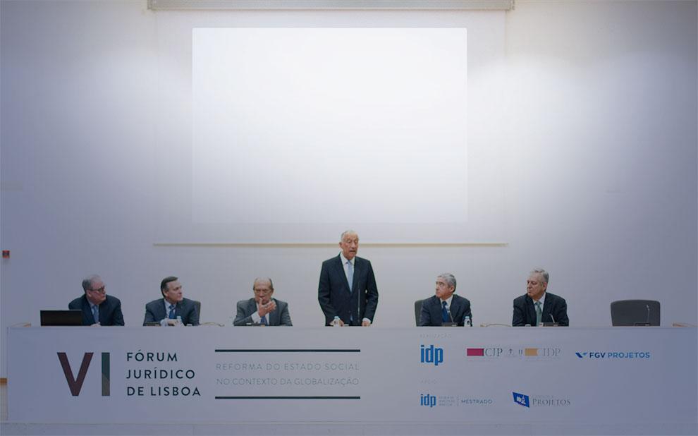 6ª edição do Fórum Jurídico de Lisboa reúne autoridades e especialistas em Portugal