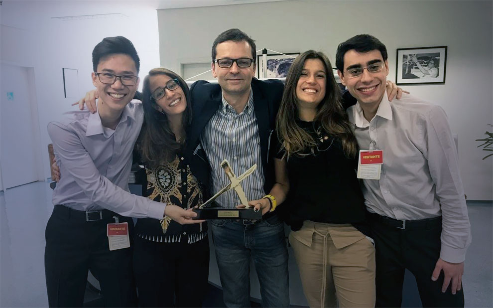 GM Xperience: FGV team wins national phase and qualifies for global phase in the U.S.