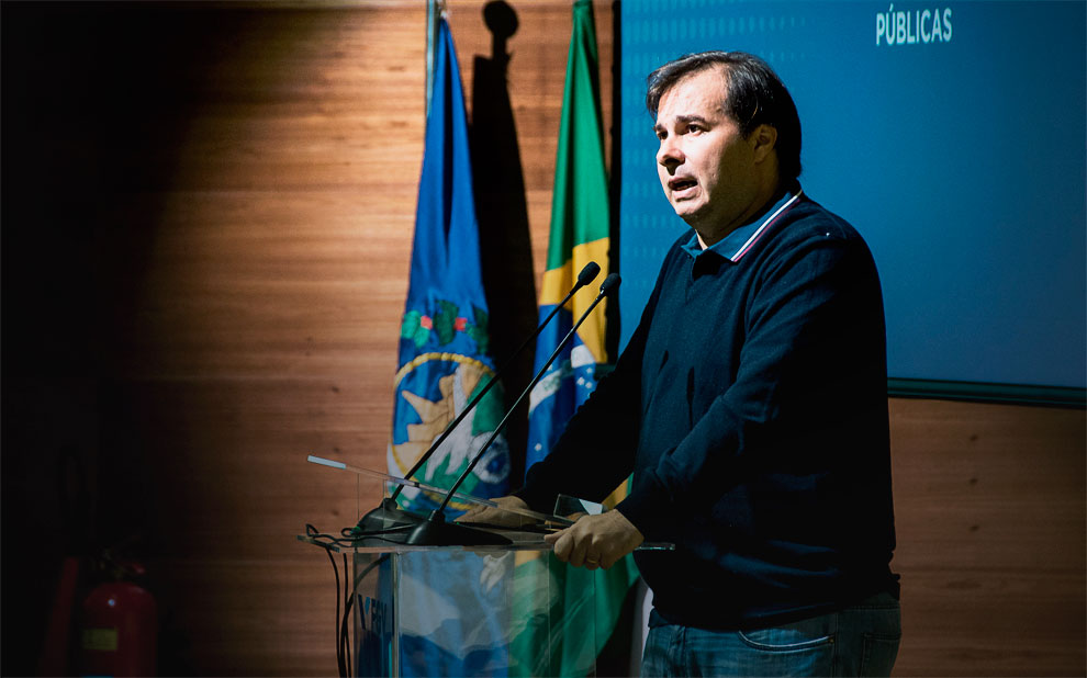 """Brazil has to change in order to grow and generate jobs"" – Rodrigo Maia"