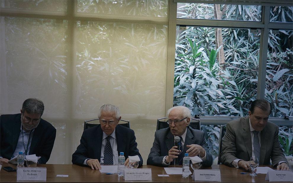 FGV e FAPESP celebram parceria e fortalecem apoio a pesquisas