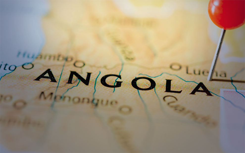 FGV secures partnership with Angolan government