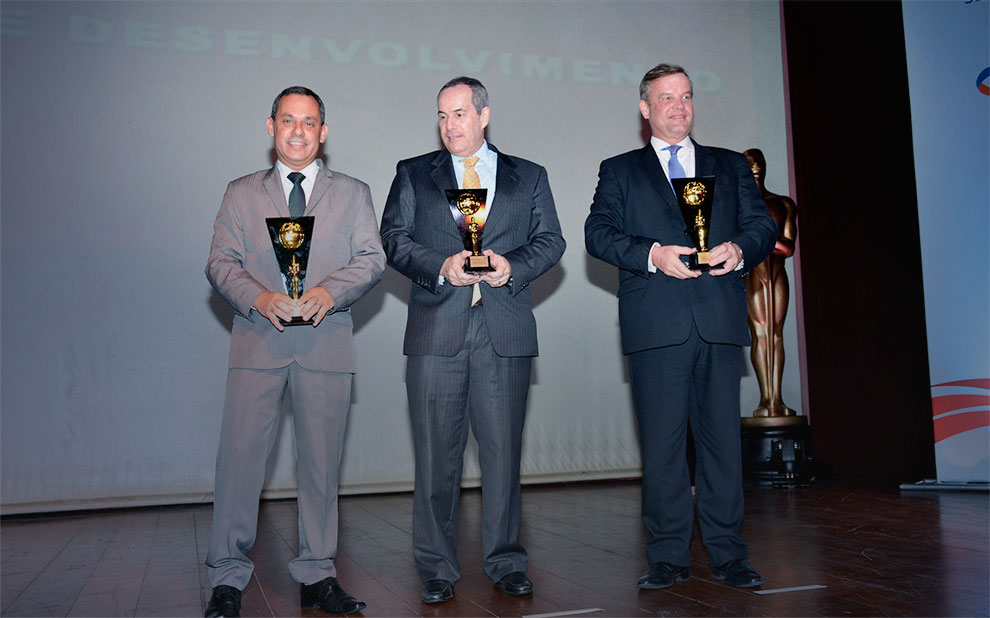FGV Energy awarded in R&D category