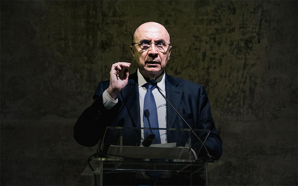 Ministro da Fazenda debate risco Brasil na FGV