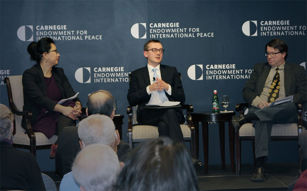 U.S. think tank hosts debate on nuclear strategy