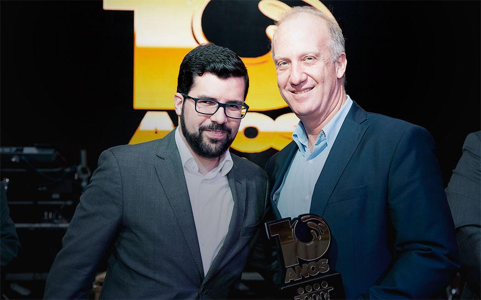Instituto Trata Brasil awards FGV Social at 10th anniversary event