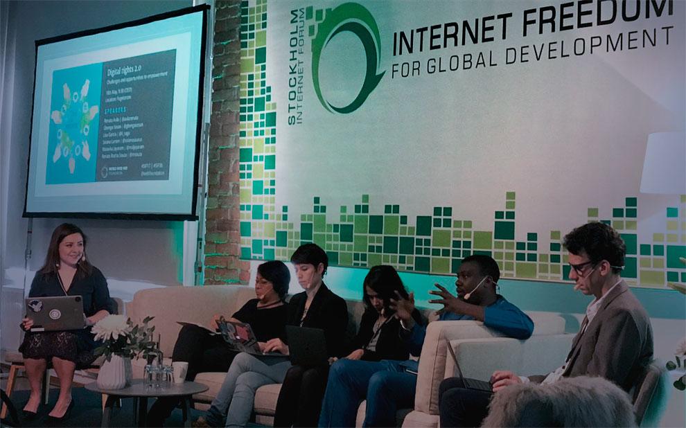 EMAp participa de fórum internacional sobre internet, diretos humanos e desenvolvimento