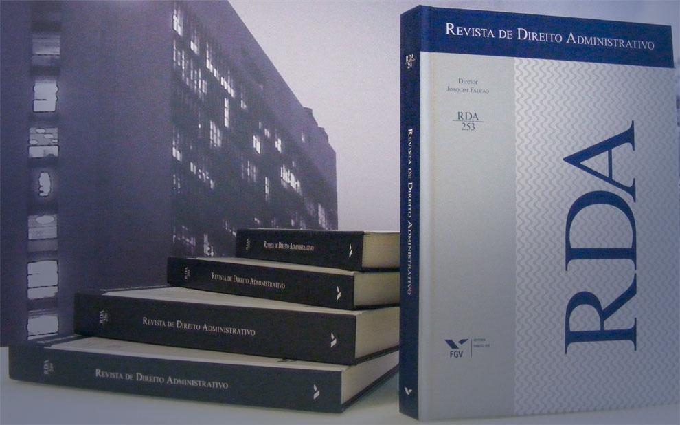 Revista de Direito Administrativo está entre as melhores publicações do país