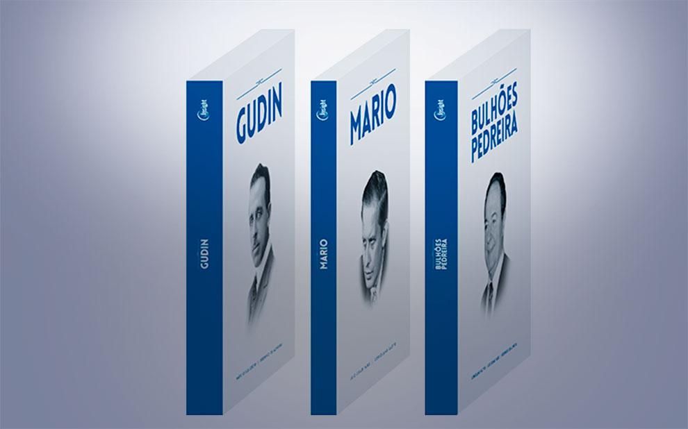 Editora FGV lança coleção 'Gudin-Mario-Bulhões Pedreira: Cem Anos de Modernização do Estado Brasileiro'