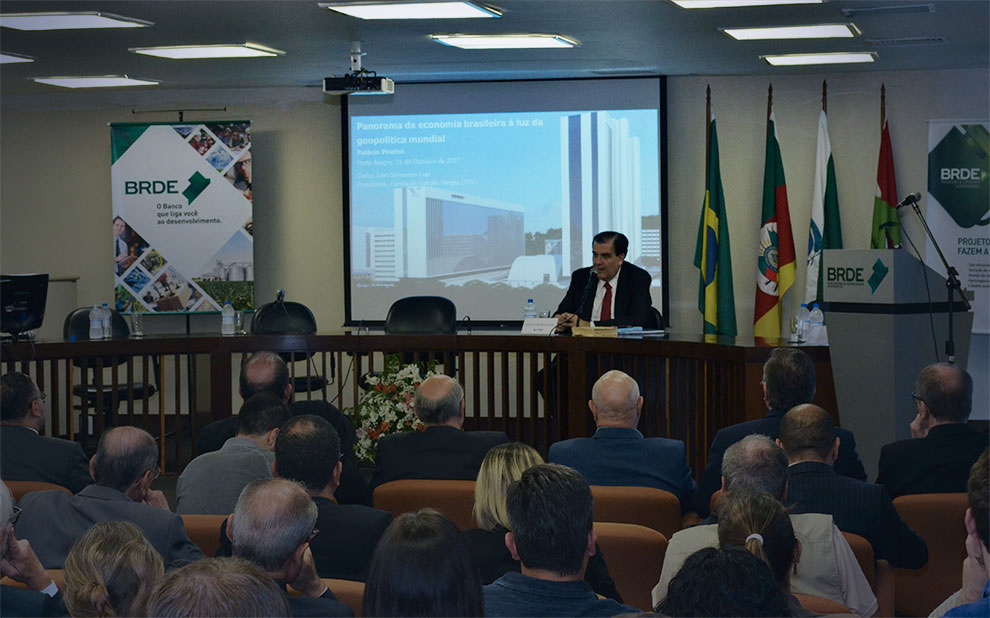 FGV will advise concession modeling and PPPs in Rio Grande do Sul