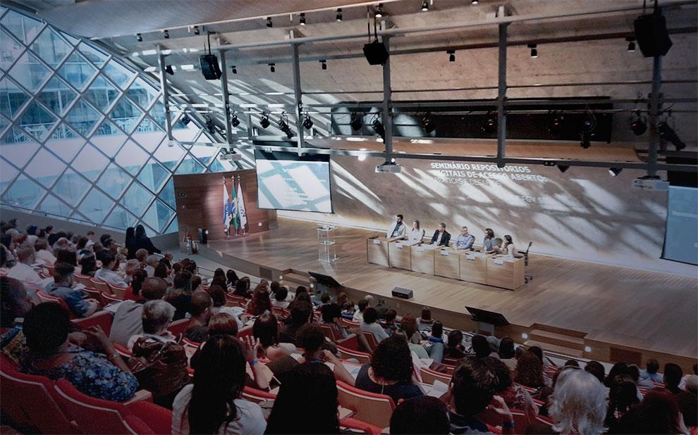Seminário destaca a importância da conservação e gestão de dados científicos