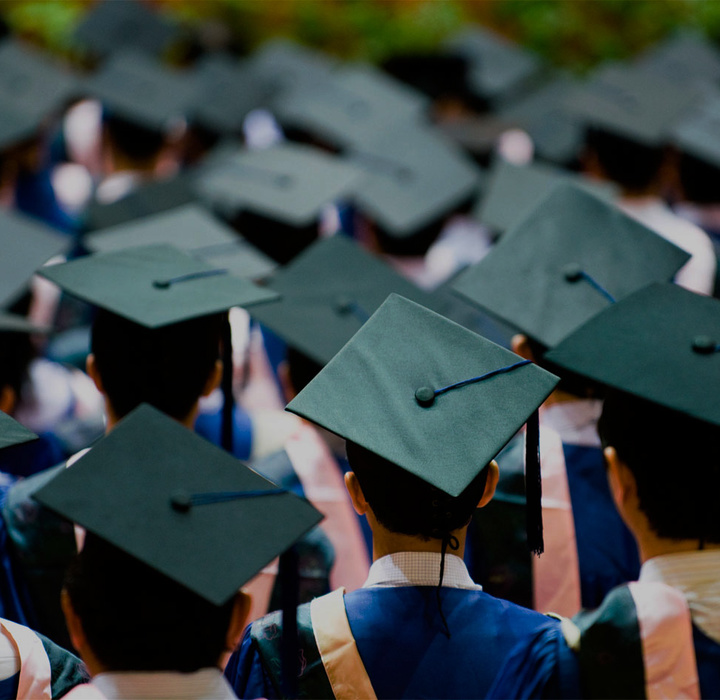 Formatura da Pós-Graduação da EPGE