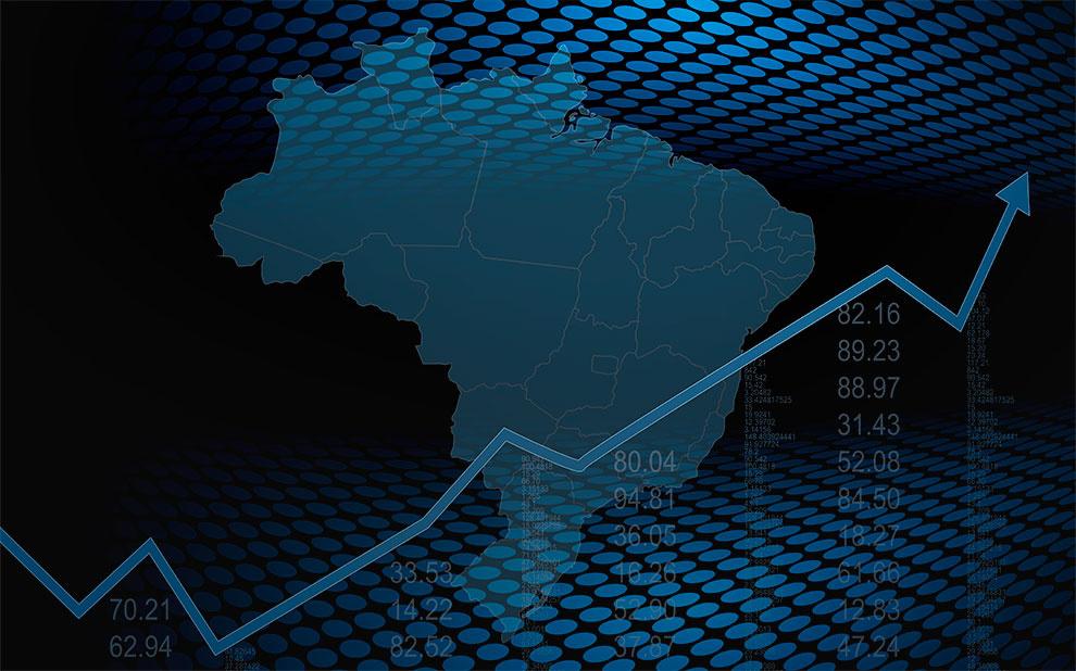 Brasil lidera melhora do clima econômico na América Latina