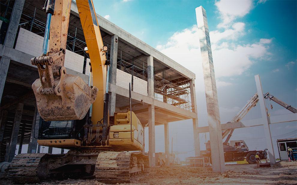 Confiança da Construção recua em fevereiro