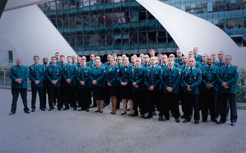 MBA voltado para oficiais da Polícia Militar do Rio de Janeiro forma primeira turma