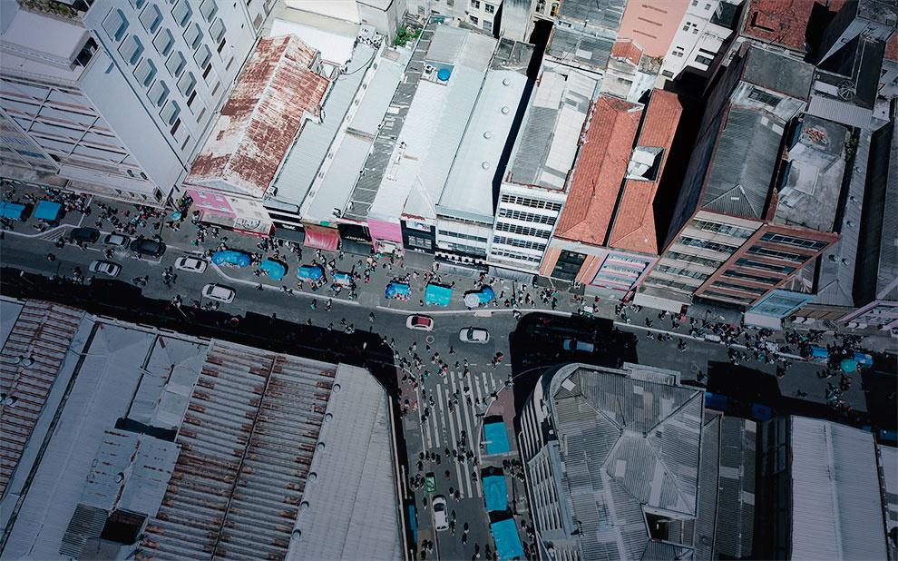 Novo livro traz resultados de pesquisa sobre polos varejistas de rua