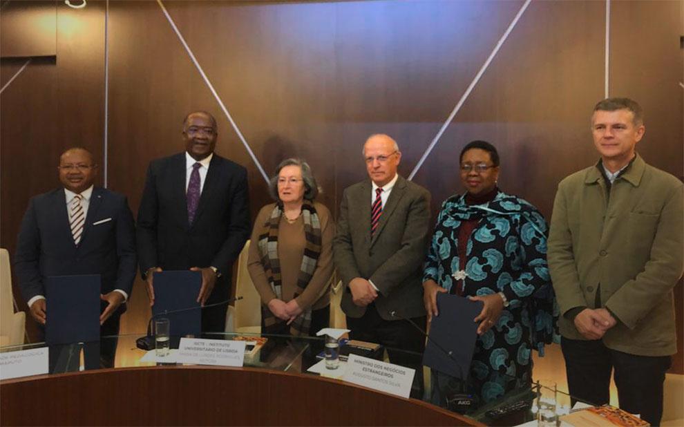 Iniciativa internacional visa cooperar com formação humanitária na África
