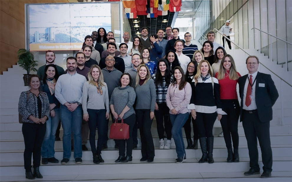 International module promotes integration between FGV EBAPE master's students and Rutgers Business School
